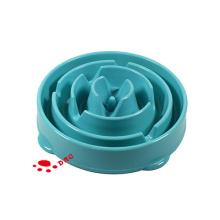 Maze design Slow Feeder Pets Bowls